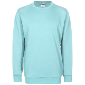 Basic Crew Sweatshirt Herren, hellblau, zoom bei OUTFITTER Online