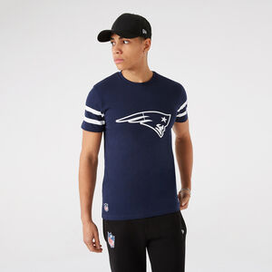 NFL New England Patriots Jersey Inspired T-Shirt Herren, dunkelblau / weiß, zoom bei OUTFITTER Online