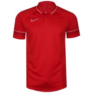 Academy 21 Dry Poloshirt Herren, rot / weiß, zoom bei OUTFITTER Online