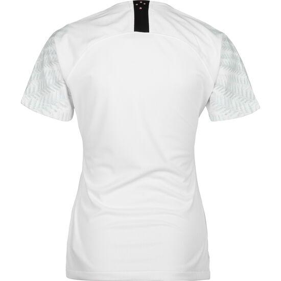 Neuseeland Trikot Home Stadium WM 2019 Damen, weiß / schwarz, zoom bei OUTFITTER Online