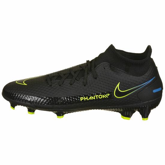 Phantom GT Academy DF FG/MG Fußballschuh Herren, schwarz / blau, zoom bei OUTFITTER Online