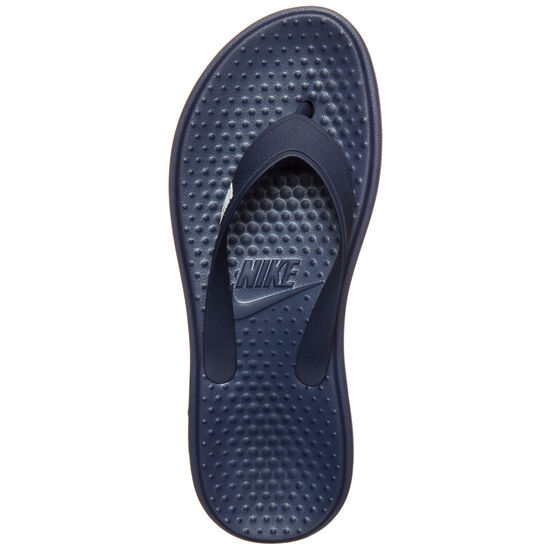 Solay Thong Badesandale Herren, Blau, zoom bei OUTFITTER Online