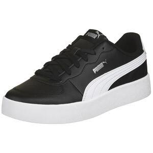 Skye Clean Sneaker Damen, schwarz / weiß, zoom bei OUTFITTER Online