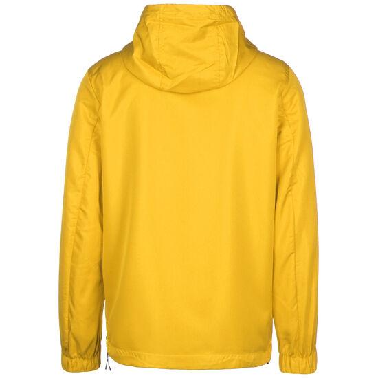 Cinto Anorak Kapuzenjacke Herren, gelb / dunkelblau, zoom bei OUTFITTER Online