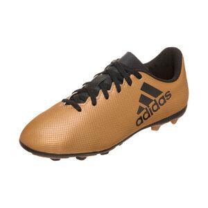 X 17.4 FxG Fußballschuh Kinder, Gold, zoom bei OUTFITTER Online