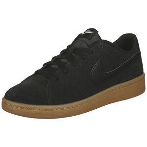 Court Royale 2 Suede Sneaker Damen, schwarz / braun, zoom bei OUTFITTER Online
