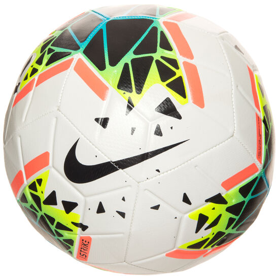Strike FA19 Fußball, weiß / bunt, zoom bei OUTFITTER Online