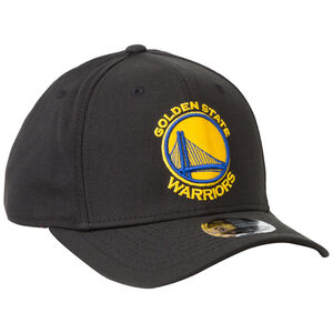 9FIFTY NBA Stretch Snap Golden State Warriors Cap, schwarz, zoom bei OUTFITTER Online