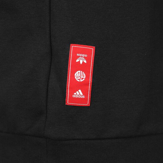 Real Madrid Chinese New Year Sweatshirt Herren, schwarz / weiß, zoom bei OUTFITTER Online