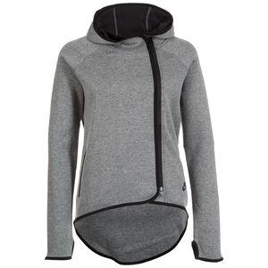 Tech Fleece Kapuzenjacke Damen, grau / schwarz, zoom bei OUTFITTER Online