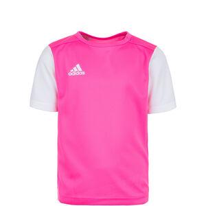 Estro 19 Fußballtrikot Kinder, pink / weiß, zoom bei OUTFITTER Online