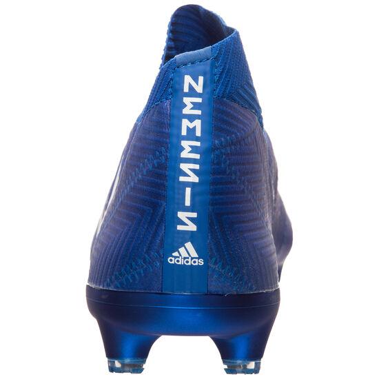 Nemeziz 18+ FG Fußballschuh Herren, Blau, zoom bei OUTFITTER Online