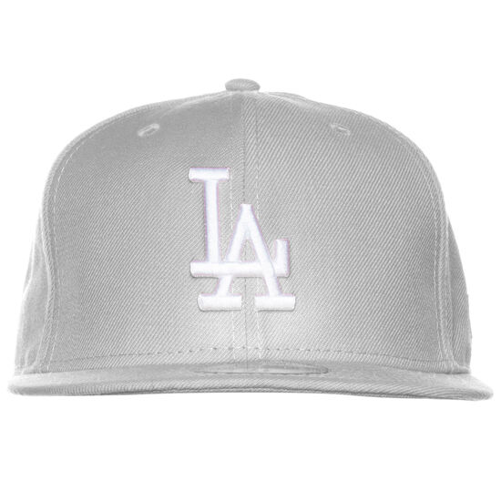 59FIFTY MLB Basic Los Angeles Dodgers Cap, Grau, zoom bei OUTFITTER Online