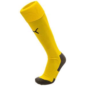 Team Liga Core Sockenstutzen, gelb / schwarz, zoom bei OUTFITTER Online