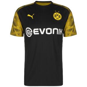 Borussia Dortmund Trainingsshirt Herren, schwarz / gelb, zoom bei OUTFITTER Online