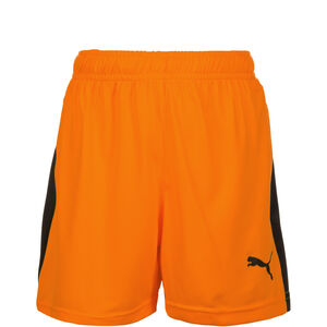 Liga Short Kinder, orange / schwarz, zoom bei OUTFITTER Online