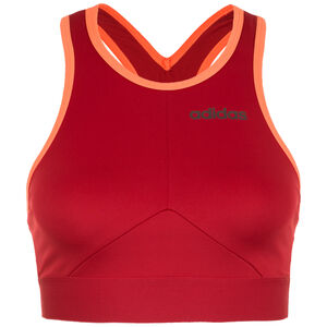 Xpressive Sport-BH Damen, rot / orange, zoom bei OUTFITTER Online