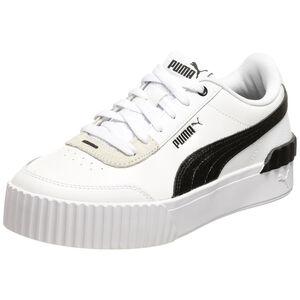 Carina Lift Sneaker Damen, weiß / schwarz, zoom bei OUTFITTER Online