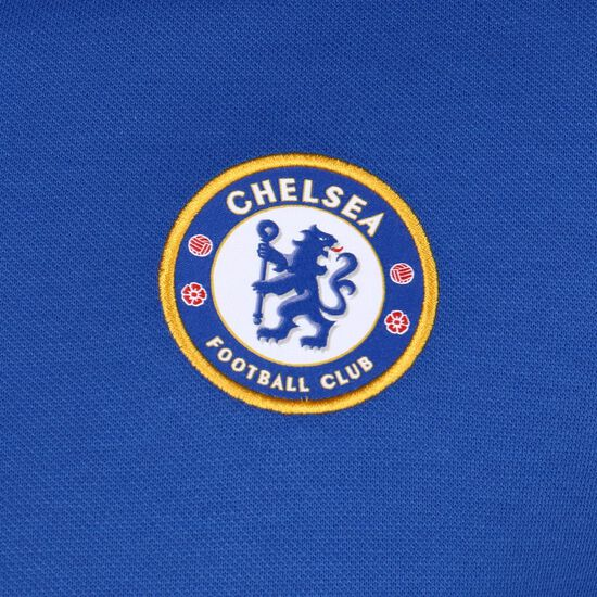 FC Chelsea Slim Poloshirt Herren, blau / gelb, zoom bei OUTFITTER Online