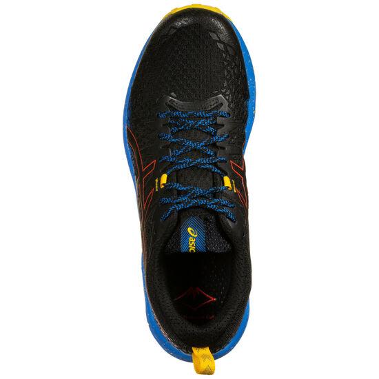 FujiTrabuco Lyte Trail Laufschuh Herren, schwarz / blau, zoom bei OUTFITTER Online