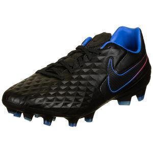 Tiempo Legend 8 Pro FG Fußballschuh Herren, schwarz / blau, zoom bei OUTFITTER Online