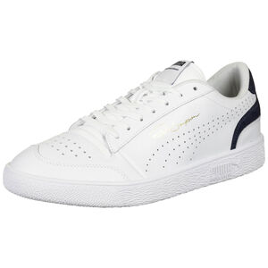 Ralph Sampson Lo Colorblock Sneaker, weiß / blau, zoom bei OUTFITTER Online