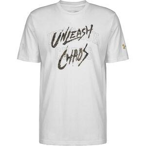 Baseline Mantra T-Shirt Herren, weiß / schwarz, zoom bei OUTFITTER Online