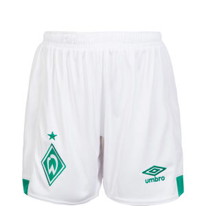 SV Werder Bremen Short Home 2018/2019 Kinder, Weiß, zoom bei OUTFITTER Online