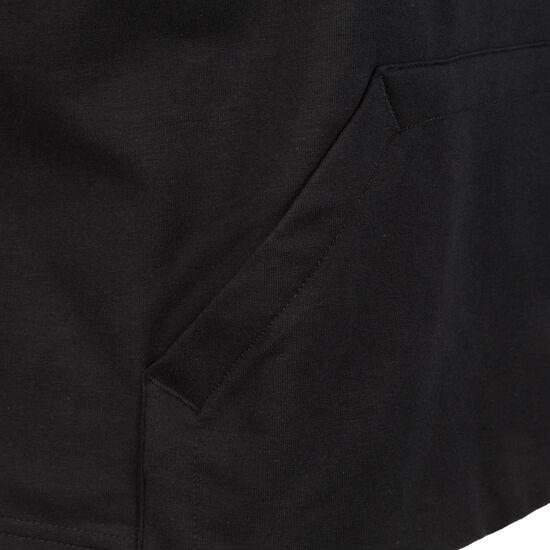 Modern Sports Kapuzenpullover Damen, schwarz / weiß, zoom bei OUTFITTER Online