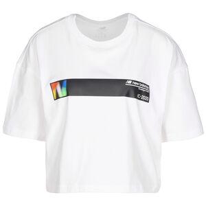 Sport Style Optiks Short T-Shirt Damen, weiß, zoom bei OUTFITTER Online