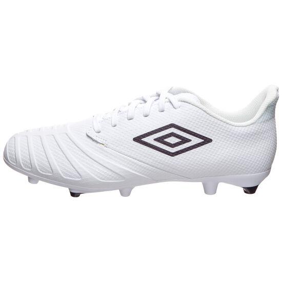 UX Accuro III Premier FG Fußballschuh Herren, weiß / lila, zoom bei OUTFITTER Online