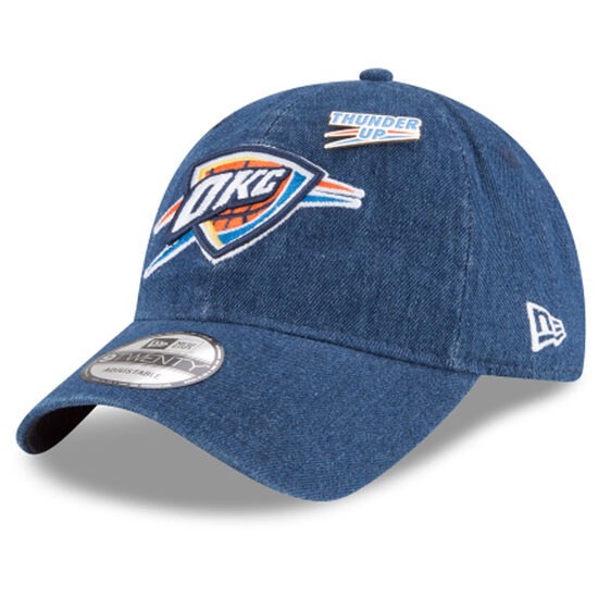 9Twenty NBA 18 Draft Oklahoma City Thunder Strapback, , zoom bei OUTFITTER Online