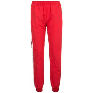 Striped Crinkle Hose Damen, rot / weiß, zoom bei OUTFITTER Online