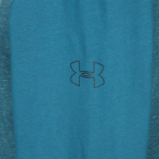Baseline Fleece Trainingskapuzenpullover Herren, blau, zoom bei OUTFITTER Online