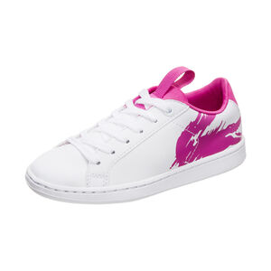Carnaby Evo Sneaker Kinder, weiß / pink, zoom bei OUTFITTER Online