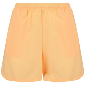 F.C. Trainingsshorts Damen, apricot / rot, zoom bei OUTFITTER Online