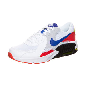 Air Max Excee Sneaker Kinder, weiß / rot, zoom bei OUTFITTER Online