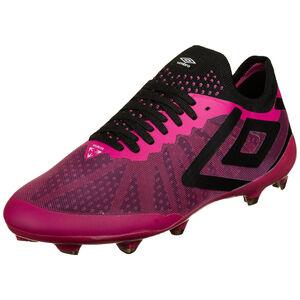 Velocita VI Premier FG Fußballschuh Herren, pink / schwarz, zoom bei OUTFITTER Online