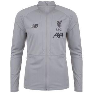 FC Liverpool Travel Knitted Trainingsjacke Herren, grau, zoom bei OUTFITTER Online