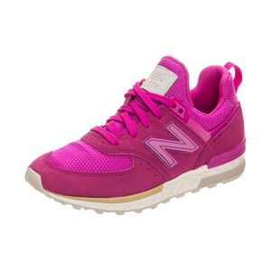 KFL574-HG-M Sneaker Kinder, Pink, zoom bei OUTFITTER Online