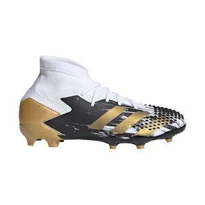 Predator 20.1 FG Fußballschuh Kinder, weiß / gold, zoom bei OUTFITTER Online