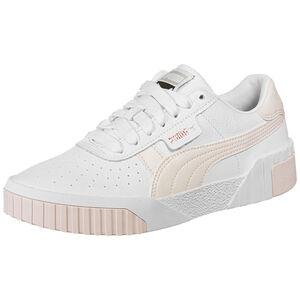 Cali Sneaker Damen, weiß / altrosa, zoom bei OUTFITTER Online