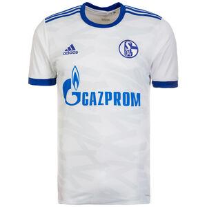 FC Schalke 04 Trikot Away 2017/2018 Herren, Weiß, zoom bei OUTFITTER Online