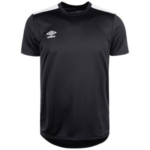 Poly Trainingsshirt Herren, schwarz / grau, zoom bei OUTFITTER Online