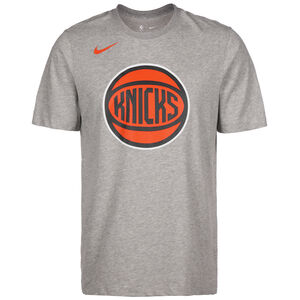 NBA New York Knicks City Edition Dry Logo T-Shirt Herren, grau, zoom bei OUTFITTER Online
