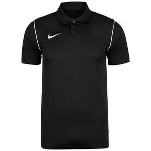 Park 20 Dry Poloshirt Herren, schwarz / weiß, zoom bei OUTFITTER Online