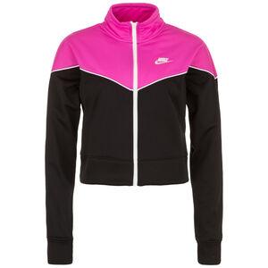 Heritage Windrunner Jacke Damen, schwarz / pink, zoom bei OUTFITTER Online