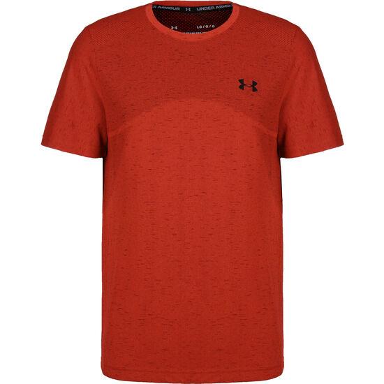 Seamless Trainingsshirt Herren, rot, zoom bei OUTFITTER Online