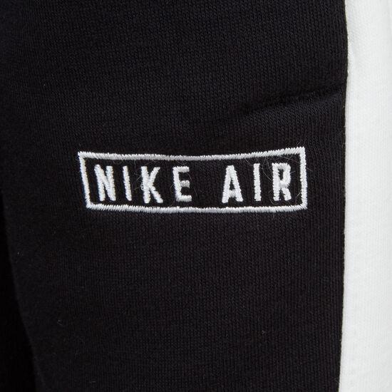 Air Jogginghose Kinder, schwarz / weiß, zoom bei OUTFITTER Online