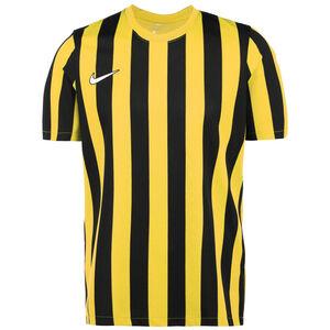 Striped Division IV Fußballtrikot Herren, gelb / schwarz, zoom bei OUTFITTER Online